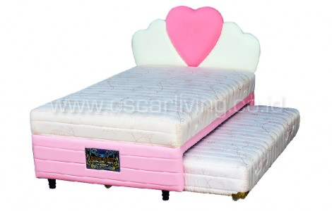Kasur Bigland TWIN BED LOVELY SANDARAN HATI